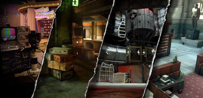 Новые карты для Black Ops Cold War