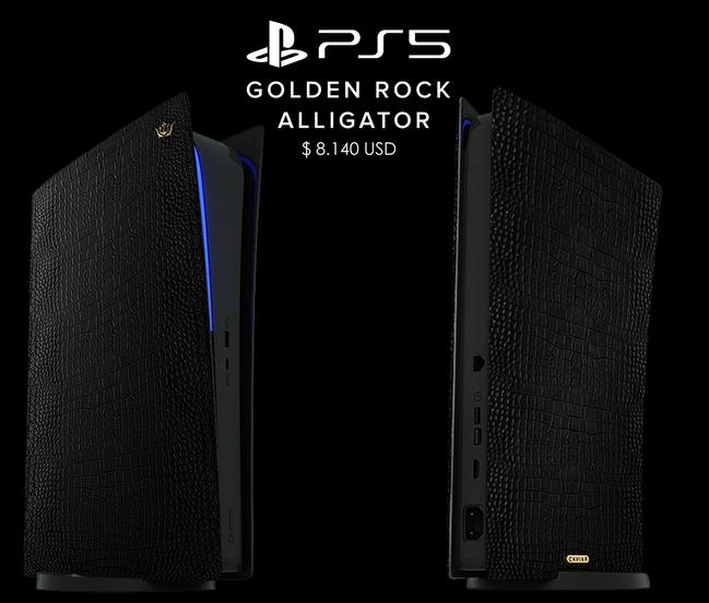 PlayStation 5 Alligator