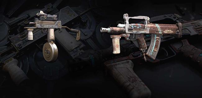 Новое оружие МАС-11, ОЦ-14«Гроза»