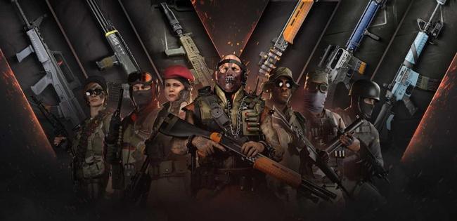 Облики для оперативников Black Ops Cold War